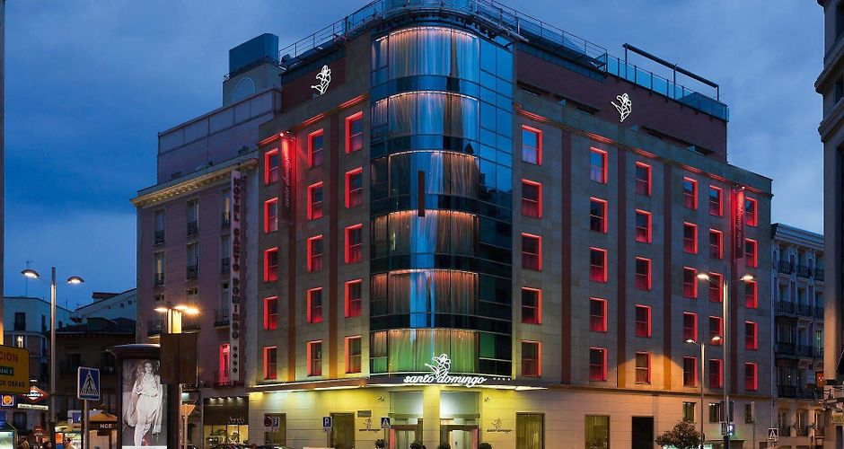 Hotel Santo Domingo Madrid